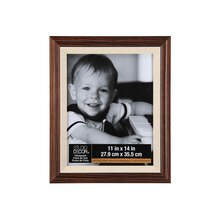 """Studio Décor Viewpoint Heritage Home Frame With Linen Liner, 11"""" x 14"""""""