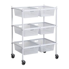 Recollections Rolling Cart with Bins