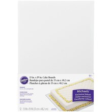 "Wilton Cake Boards, 13"" x 19"", Value Pack"