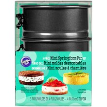 Wilton Mini Springform Pan Set
