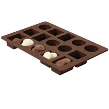 Wilton Stack-N-Melt Candy Mold, Truffle