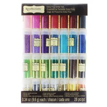 Recollections Signature Extra Fine Glitter Set