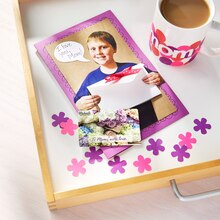 Mother's Day Photo Gift Card Holder