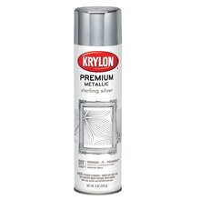 Krylon Premium Metallic Finish, Sterling Silver