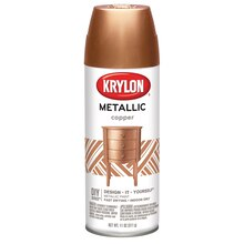 Krylon Metallic Paint, Copper