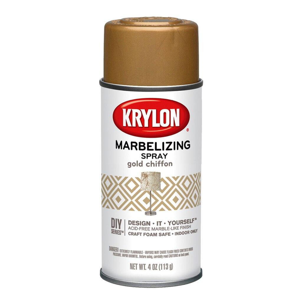 krylon chiffon webbing spray gold. Black Bedroom Furniture Sets. Home Design Ideas