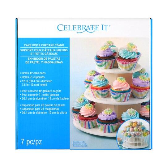 Celebrate It Cake Pop And Cupcake Stand