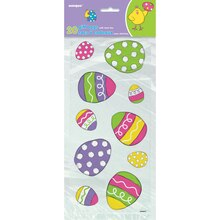 Bright Easter Cellophane Bags, 20ct
