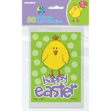 Bright Easter Favor Bags, 50ct