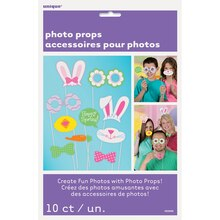 Spring Photo Booth Props, 10pc