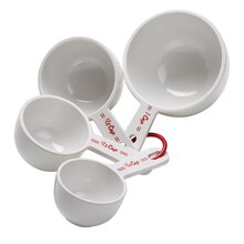 Cake Boss 4 Piece Measuring Cup Set, Product