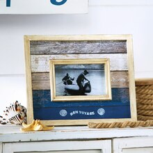Make Market™ Coastal: Stamped Wood Frame