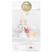 Heidi Swapp Minc Cupcake Wraps & Toppers