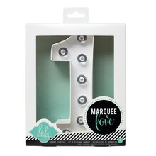 Heidi Swapp Marquee Love Letter Kit, 1
