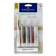 Faber-Castell Gelatos Manhattan Set