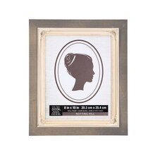 """Studio Décor Viewpoint Notting Hill Frame-in-Frame, 8"""" x 10"""""""