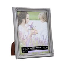 "Studio Décor Viewpoint Notting Hill Chloe Frame, Gray 8"" x 10"""