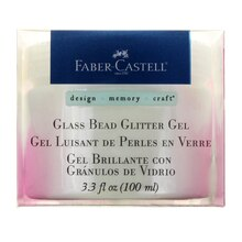 Faber-Castell Glass Bead Glitter Gel