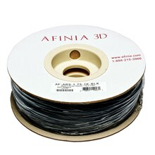 Afinia Value-Line ABS Filament, Black