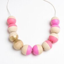 Martha Stewart Crafts® Color Block Necklace