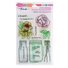 Stampendous Bouquet For You Perfectly Clear Stamps