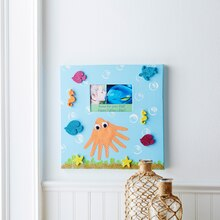 Under the Sea Create-a-Canvas