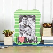 """""""I Heart Dad"""" Frame"""
