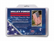 Valley Forge Sewn Nylon United States Flag