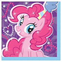 My Little Pony Luncheon Napkins, 16ct, medium