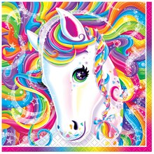 Rainbow Majesty® by Lisa Frank Beverage Napkins, 16ct, medium