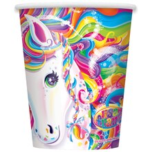 9oz Rainbow Majesty® by Lisa Frank Paper Cups, 8ct, medium