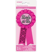 Bride To Be Bachelorette Award Ribbon