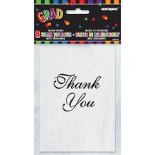 Classic Thank You Cards, 8ct