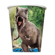 9oz Jurassic World Paper Cups, 8ct