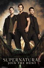 Trends International Supernatural Group Poster, Join the Hunt