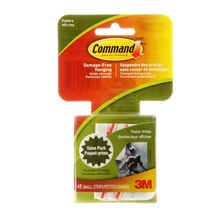 3m Command Poster Strips Value Pack