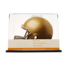 Studio Decor Display Case, Mini Helmet