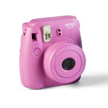 Fujifilm Instax Mini 8 Camera, Radiant Orchid
