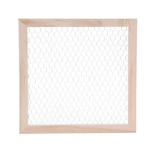 "ArtMinds Chicken Wire Frame, 12"" x 12"""