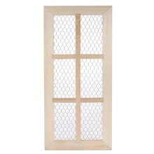 ArtMinds Chicken Wire Door Frame