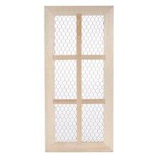 ArtMinds Chicken Wire Door Frame