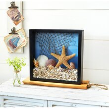 Beach/Boardwalk: Beach House Memories Shadow Box