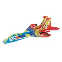 Disney Cars Glider Plane Kits, 4ct