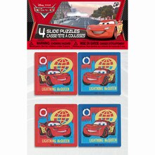 Disney Cars Slide Puzzles, 4ct