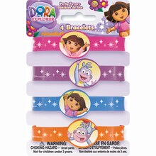 Dora the Explorer Bracelets, 4ct