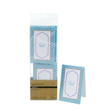 Recollections Craft It Ice Princess Place Cards