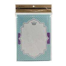 Recollections Craft It Ice Princess Printable Invitations