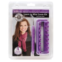 Loops & Threads Learn To Mini Loom Kit, Package