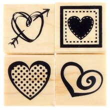 Heart Stamp Set by Recollections