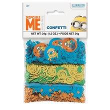 Despicable Me Confetti, Assorted 3pk, medium